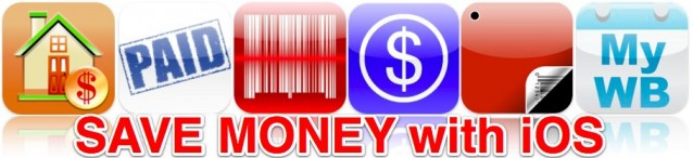 Save Money iOS