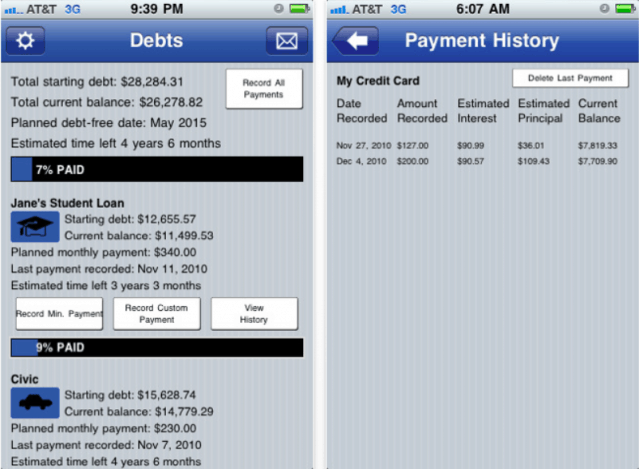 how to find your help debt bpay