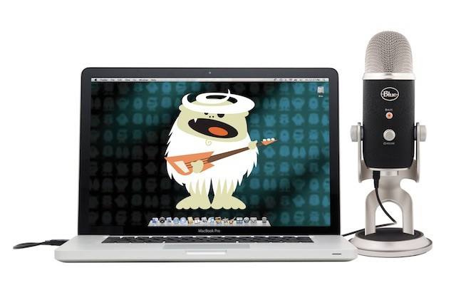 yeti pro raises the bar for usb microphone quality ces 2011 cult of mac. Black Bedroom Furniture Sets. Home Design Ideas