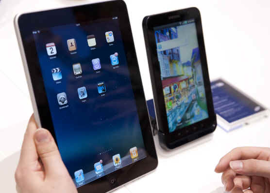 Report: Apple to Pay Galaxy Tab Maker Samsung $7 8B for