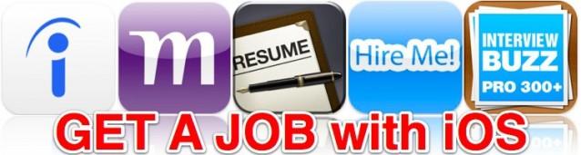 get a job ios