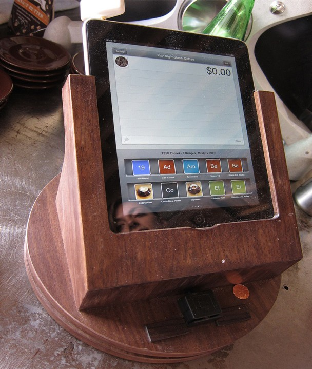 iPad Cash Register