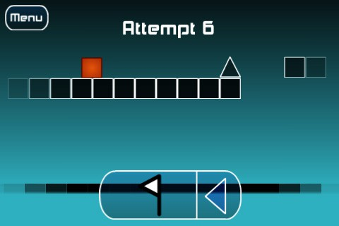 The Impossible Game iphone app