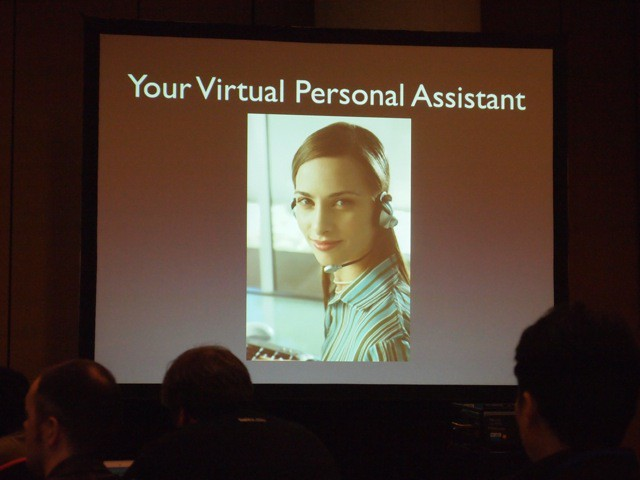 what is a virtual personal assistant