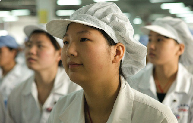 Worker suicides are still a problem for Foxconn.