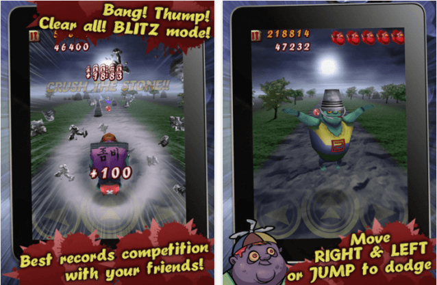 Zombie Runaway for iOS