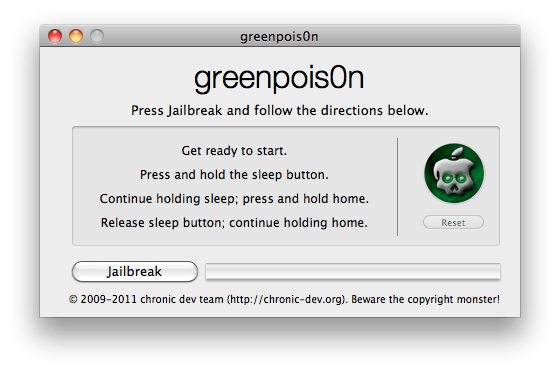greenpoison rc5 beta 2
