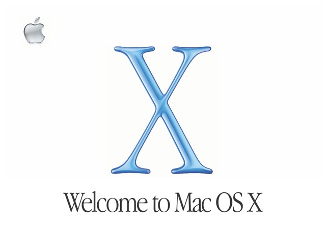 Welcome to Mac OS X