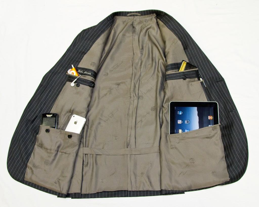 Jacket Open Both Sides 1