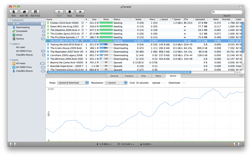 mac torrent application download