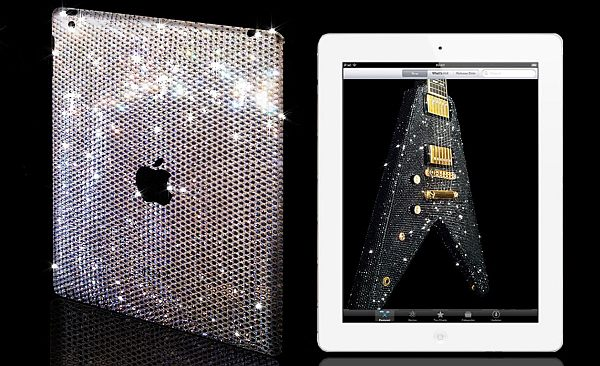 CrystalRoc iPad 2 case