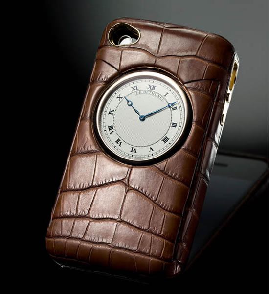 De Bethune Pocket-Watch iPhone Case