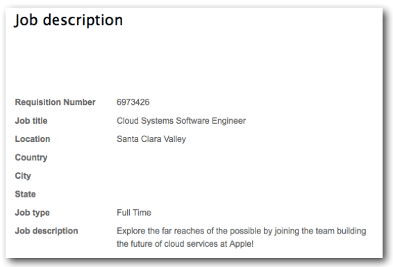 cloud-job-listing
