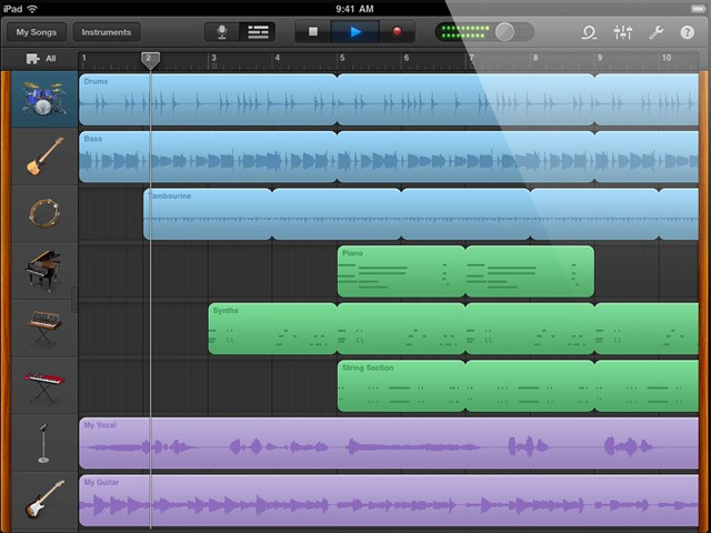 Garageband For Mac Can Now Use iPad Projects | Cult of Mac