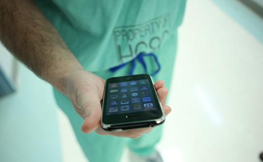 Iphone Pilot Program Brings Tech Integration To Hospital