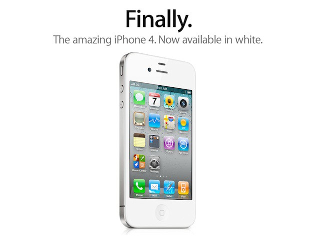 iPhone4WhiteFinally