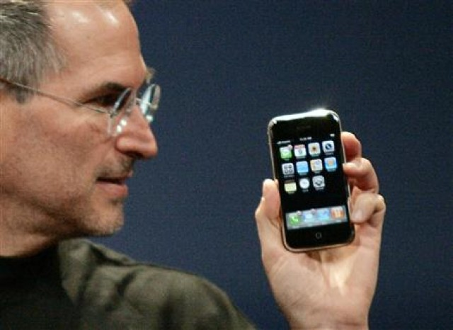A moment of triumph for Apple and its customers. Certainly not for BlackBerry, though.