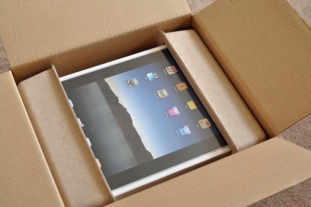 iPad 2 order