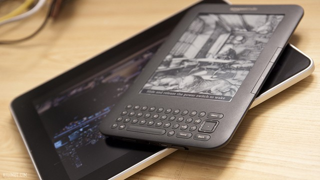 Amazon Will Try To Kill The iPad 2 AND iPad 3 With Its Kindle