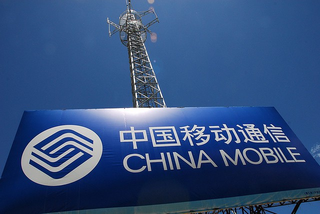 China Mobile, the largest carrier in the world, officially partnered with Apple last year.
