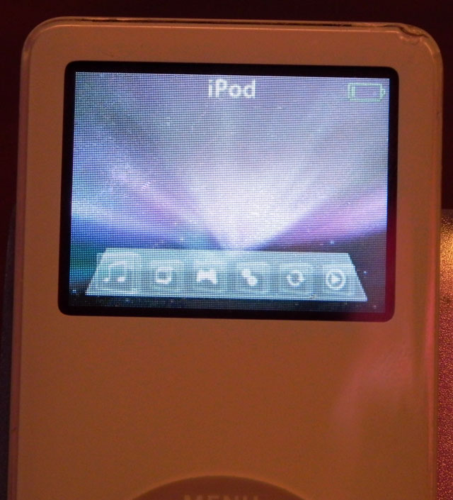 ipod nano 7th generation custom firmware