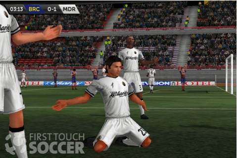 First Touch Soccer for iPhone