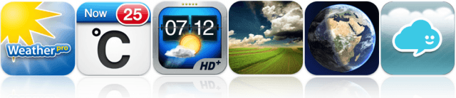 The Best Weather Apps for iOS [App List] | Cult of Mac