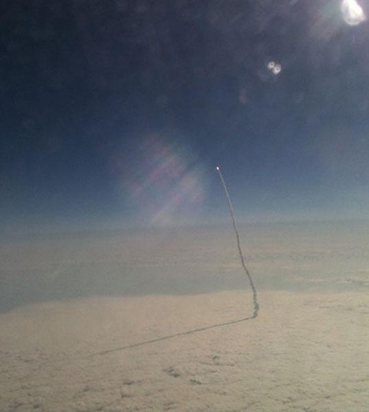 Space-Shuttle-Endeavor-Launch