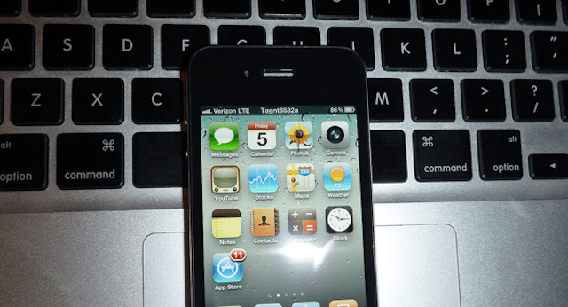 AT&T to soon join Verizon offering LTE to iPhone owners.
