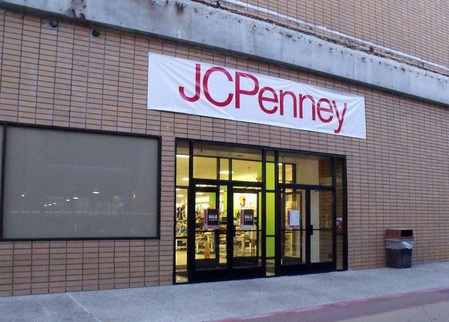 Now that Apple's ex-VP of Retail is CEO, this Cupertino, California store has become JC Penney's flagship store.