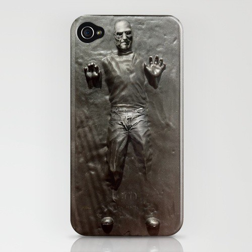 Steve Jobs Carbonite Case