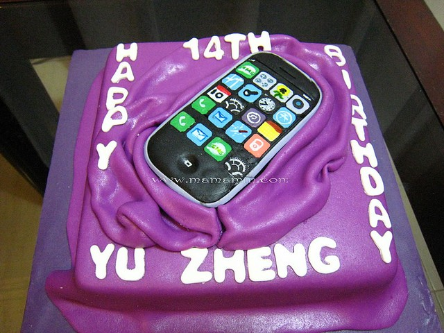 Happy Birthday Iphone Heres Four Years Of Iphone Birthday Cakes