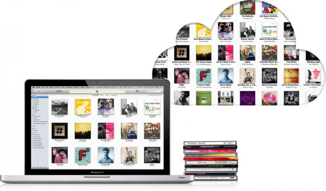 iTunes-in-Cloud