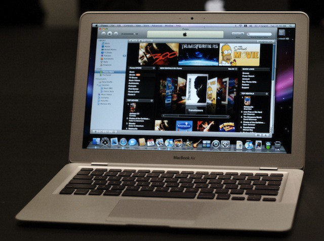 Will MacBook Air Revive Notebooks    And Help Doom The iPad