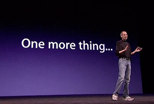 Relive 13 years of surprise apple announcements one more for More com