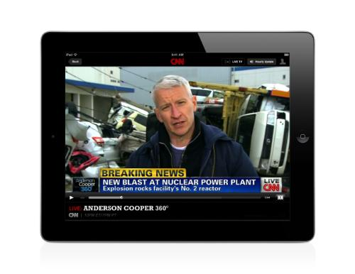 Watch Cnn 24 7 Live Streaming On Your Iphone And Ipad