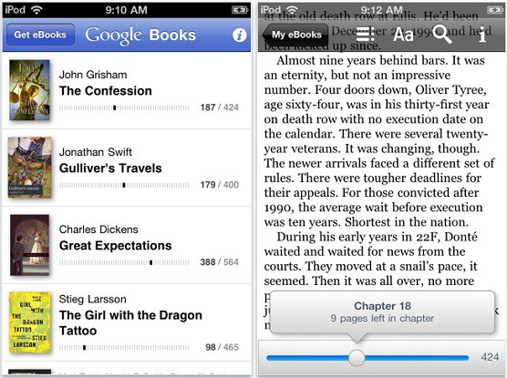Google-book-iPhone