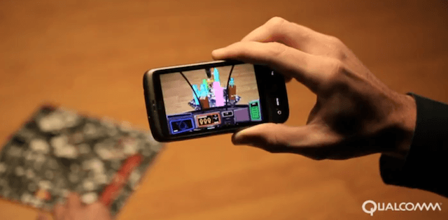 Qualcomm augmented reality