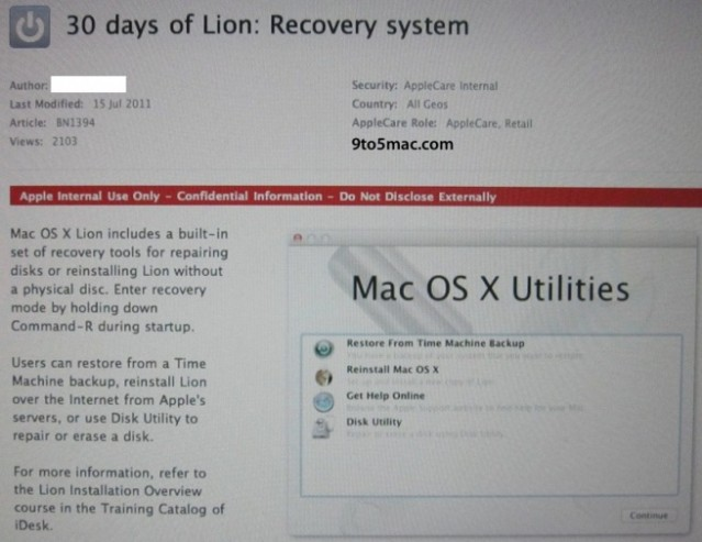 Lion-recovery-options