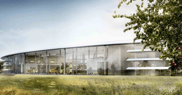 Apple S Magnificent Mothership Campus Gets New Renders