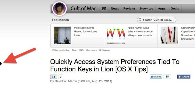 Adjust displayed web page width in full screen safari os x tips if ccuart Image collections