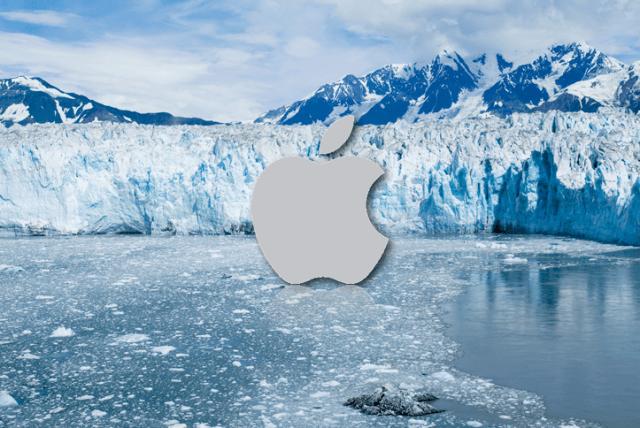 apple glacier
