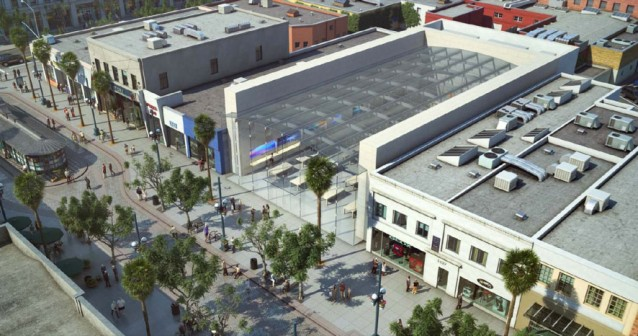 Apple Planning New Retail Store with Glass Roof for Third Street ...