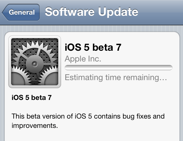 ios 5 beta 7 without udid mac