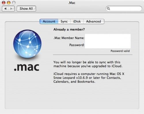 opdater mac os x 10.6.8
