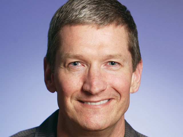 Apple's new boss will sit opposite Kara Swisher and Walt Mossberg a D10 next month.