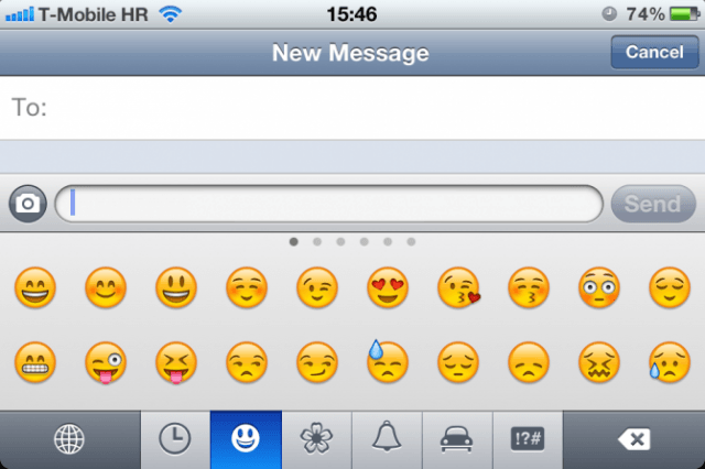 How to Enable the Emoji Keyboard in iOS 5 [iOS Tips] | Cult