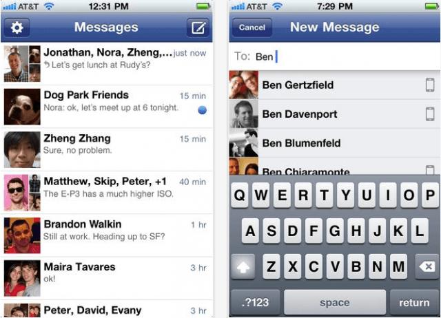 Facebook-Messenger-for-iPhone