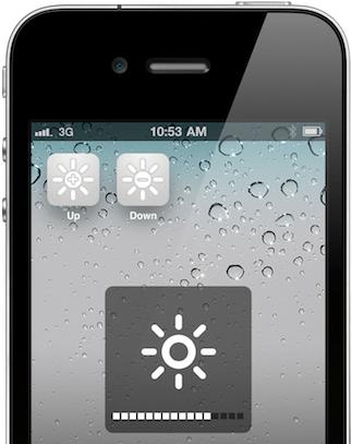 Brightness-Icons-tweak-iPhone