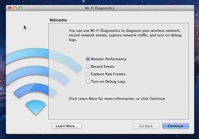 WiFiDiagnostics